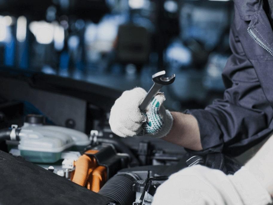 自動車整備・保険代理業